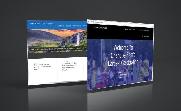 KlearVue IT WordPress websites portfolio